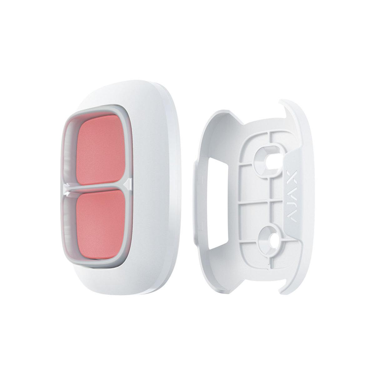 Ajax, Holder for Button/Double Button white тримач для тривожної кнопки